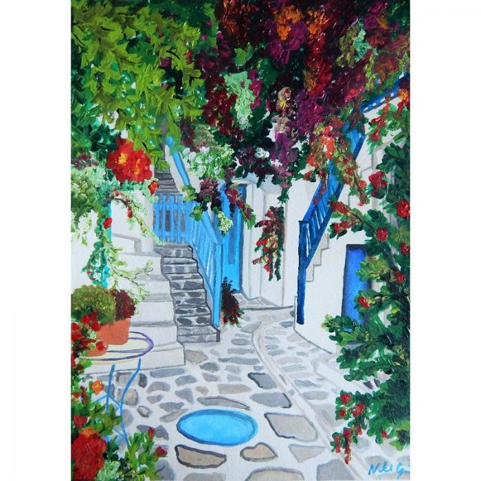 Greece - Original Paintings