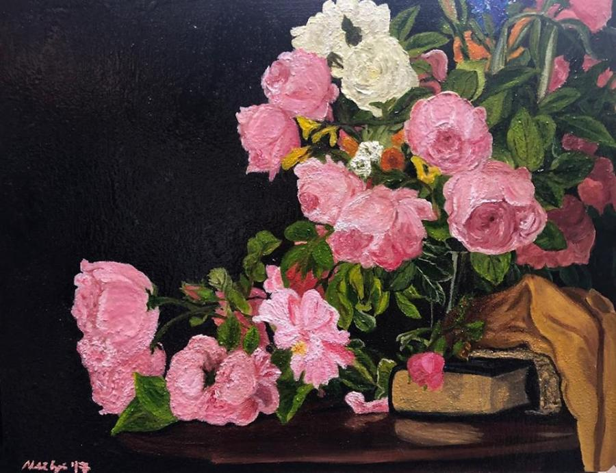 Flowers - Original Paintings