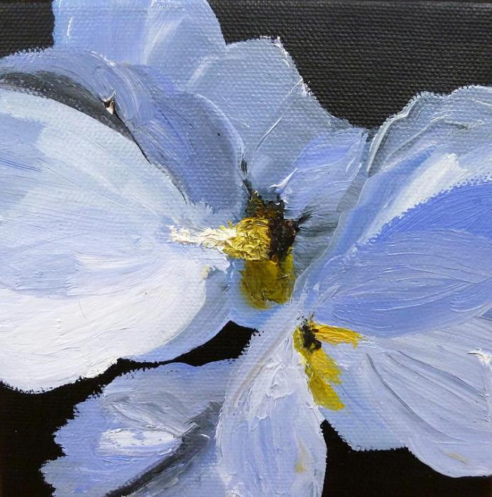 Iris - Original Paintings