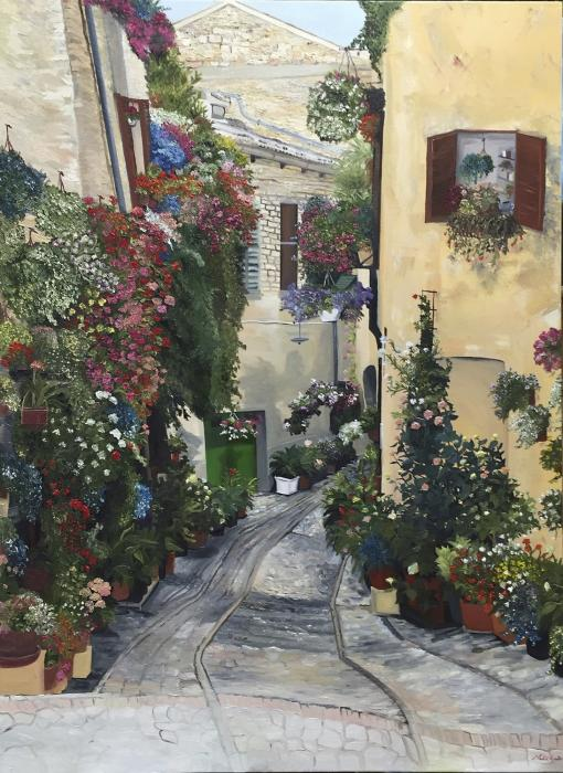 Portofino - Original Paintings