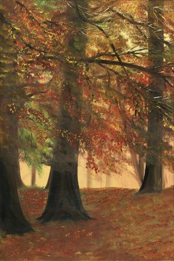 Autumn - Original Paintings