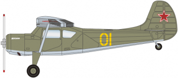 Yak 12 the begining