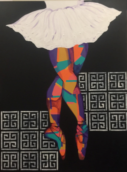 Elegance (contact artist for pricing) - Nichelle Rivers