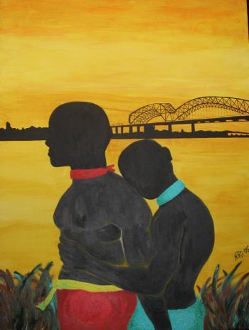 Black Ivory Soul (SOLD) - Nichelle Rivers