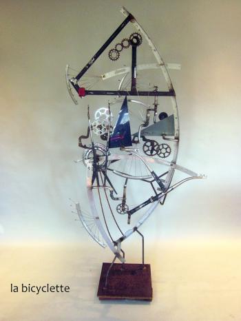 La Bicyclette 1 - John A Bell