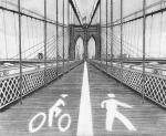 Brooklyn Bridge Walkway/Bike Path