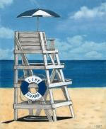 Life Guard Chair