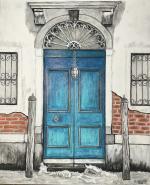 Venice Door Entrance