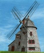 Southampton NY Windmill