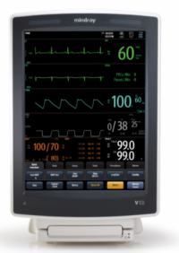 Refurbished V12 Patient Monitor