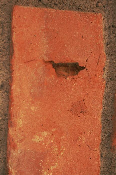 Smiling Brick, 2013 - Katherine Criss's work