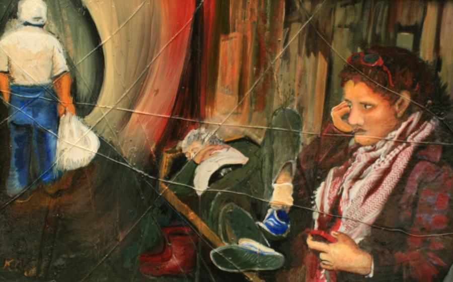Naptime, 2010 - Katherine Criss's work
