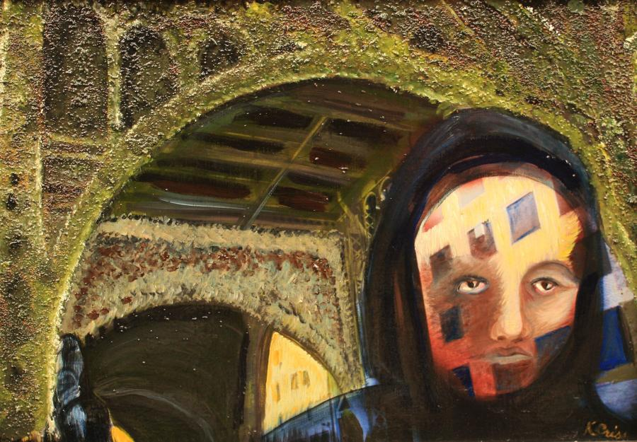 Spirit Under the Parkway, 2010 - Katherine Criss's work