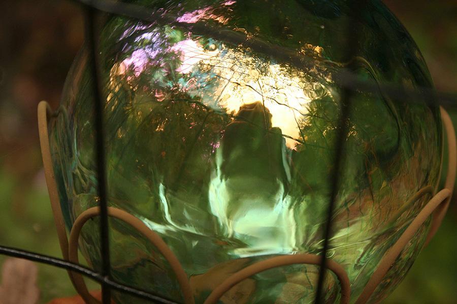 A Genie in a Globe - Katherine Criss's work