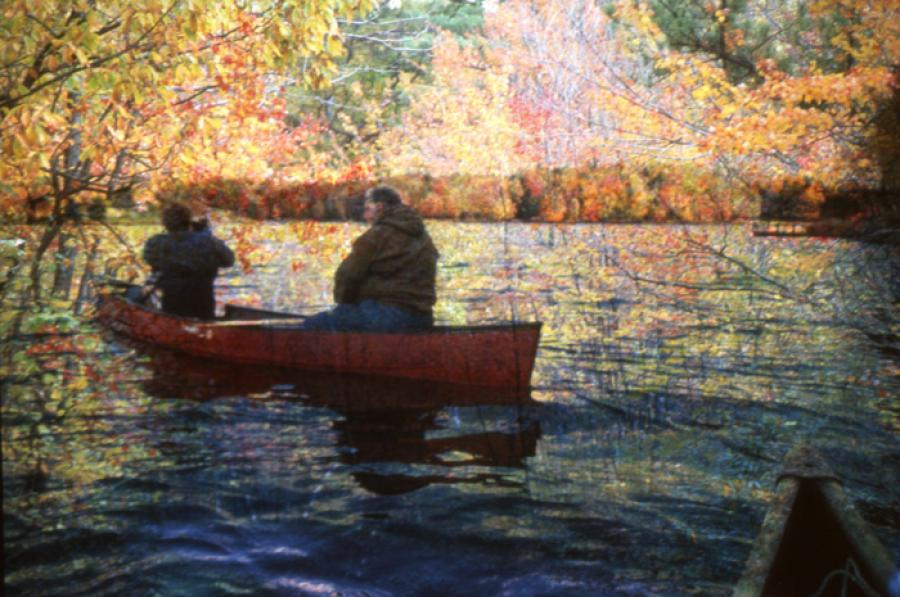 Autumn, A Salute to Seurat, 2006 - Katherine Criss's work