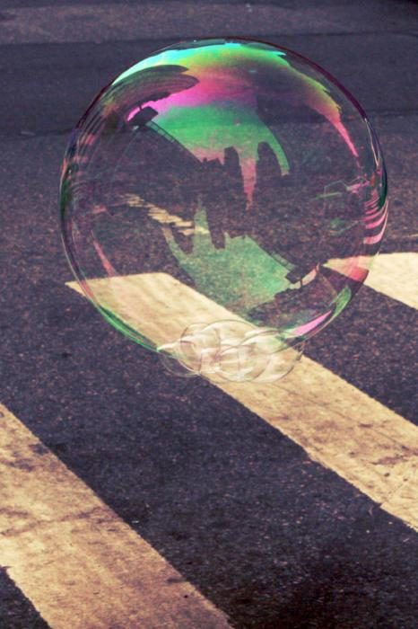 One big bubble - Katherine Criss's work