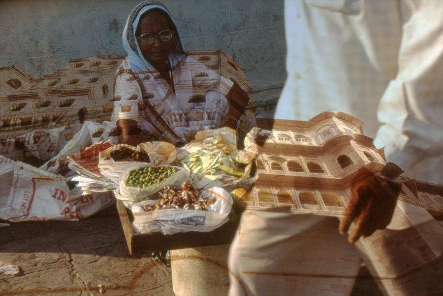 Street Food, Surreal India, 2013 - Katherine Criss's work