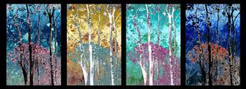 reflection set four - H. Scott Cushing