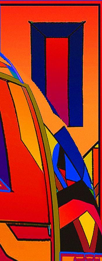 36x16 - H. Scott Cushing