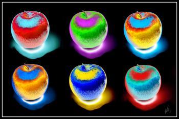 apples - H. Scott Cushing