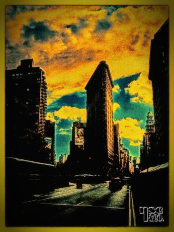 Flatiorn - H. Scott Cushing