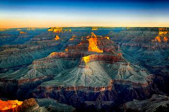 Grand Canyon South View Cp - H. Scott Cushing