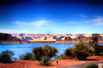 Lake Powell 8 Cp - H. Scott Cushing