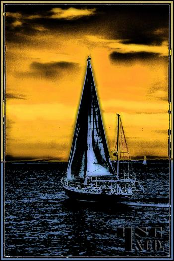 This One Sail Boat - H. Scott Cushing