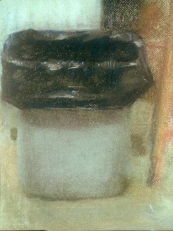 Garbage Pail - Paula Gach Moskowitz