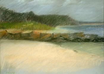 Amagansett Beach - Paula Gach Moskowitz