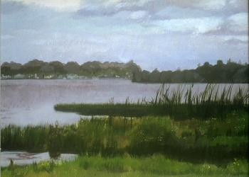 Landscape - Paula Gach Moskowitz