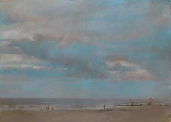 Long Beach Sky - Paula Gach Moskowitz