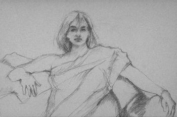 Model - Paula Gach Moskowitz