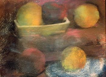 Peaches - Paula Gach Moskowitz