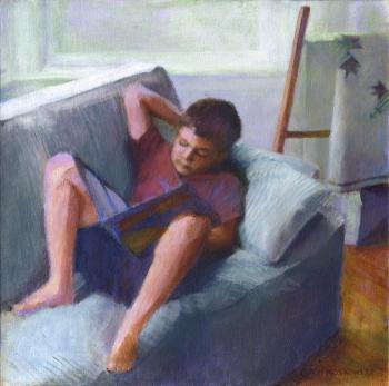 Young Alex Lieber - Paula Gach Moskowitz