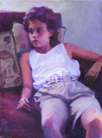 Young Emma - Paula Gach Moskowitz