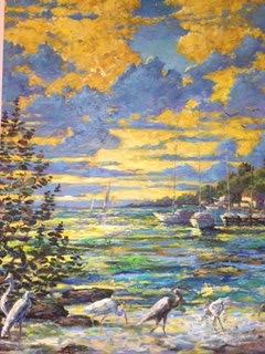 Yellow Harbor - Terrence Joyce