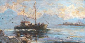 Lobster Boat 1 - Terrence Joyce