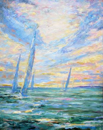 Regatta - Terrence Joyce