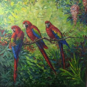Parrots - Terrence Joyce