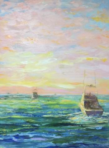 Going Fishing - Terrence Joyce