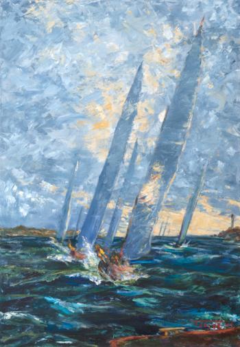 Sail - Terrence Joyce