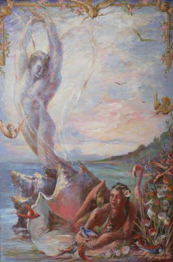 Eden Beach - Terrence Joyce