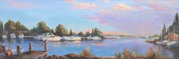 Greenport Harbor - Terrence Joyce