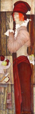Green Apple, 2003