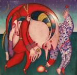 """Dancing with fruits"", 1997"