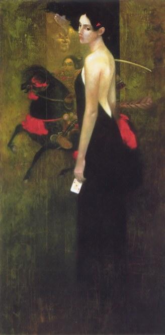 Black Dress - FELIX MAS
