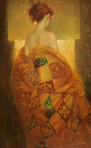 Golden Robe - FELIX MAS