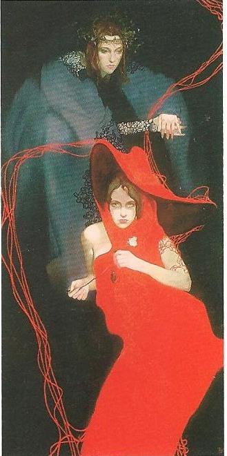 Cards-1, 1993 - VALUEVA SVETLANA / СВЕТЛАНА ВАЛУЕВА