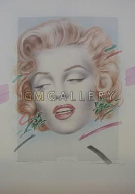Marilyn, 2000 - POPOVICH DIMITRY / ДИМИТРИЙ ПОПОВИЧ